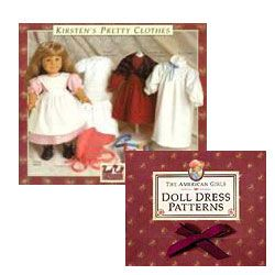 Original American Girl doll clothes pattern downloads. The holidays are coming, thought this might be helpful to some.