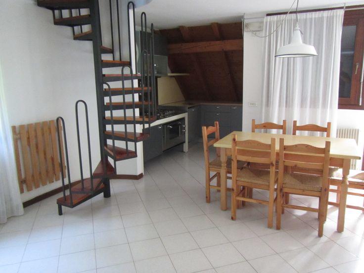 Bilocale Coccinella - Appartamento bilocale Tipo D con 5 posti letto #residence #turiterme #trentino