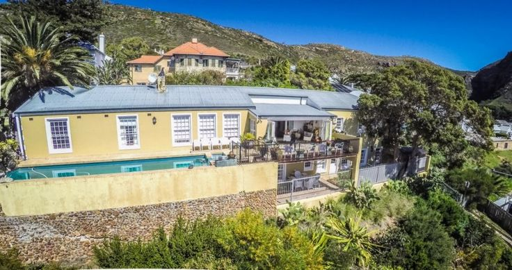 5 bedroom house for sale in Simon's Town Sea view sophistication and grandeur http://www.jawitz.co.za/property/108366