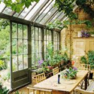 gorgeous; not at all like my sunroom