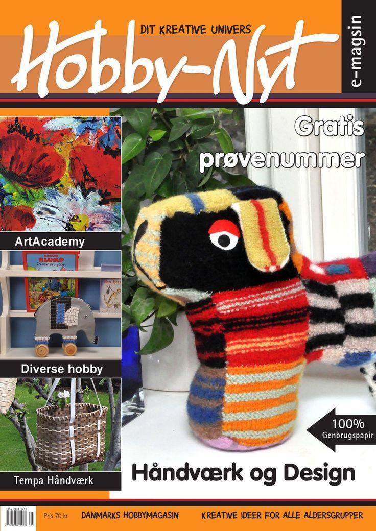 Hobby-Nyt forsmag Gratis e-magasin