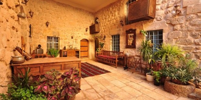 Ipekyolu Guesthouse in Mardin, Turkey. #Mardin #Travel