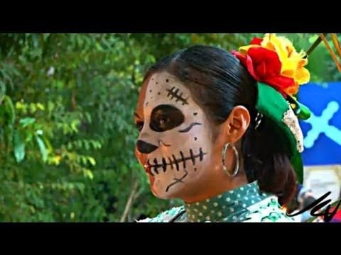 ▶ Day of the Dead in Mexico or Dia de los Muertos - YouTube - YouTube 13;03 HD personal tour no info