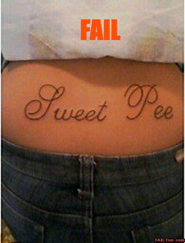 Spell Check?: Tattoo'S Artists, Tattoo'S Fails, Bad Tattoo'S, Epic Fails, A Tattoo'S, Sweet Pee, Funnies Stuff, Sweet Peas, Misspelled Tattoo'S