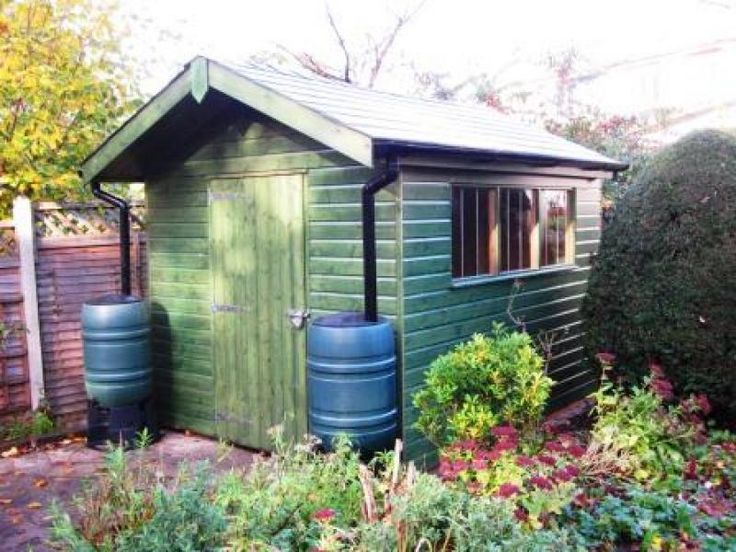 superior shed in bromley kent