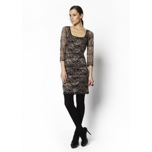 Very Very Kristen Lace Dress