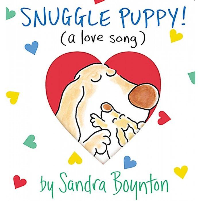 Snuggle Puppy | Sandra Boynton