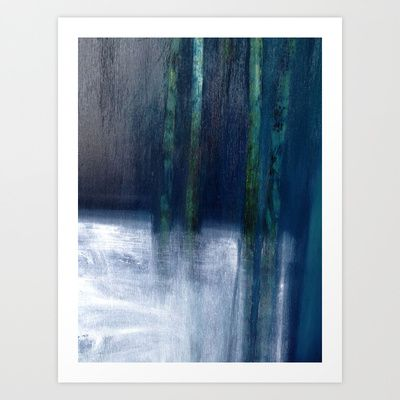 """""""La luna offesa"""" 2008 Art Print by Patrizia Biaducci - $22.88"""