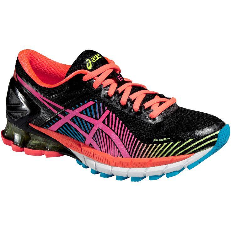 Asics Women's Gel-Kinsei 6 Shoes (SS16) Cushion Running Shoes