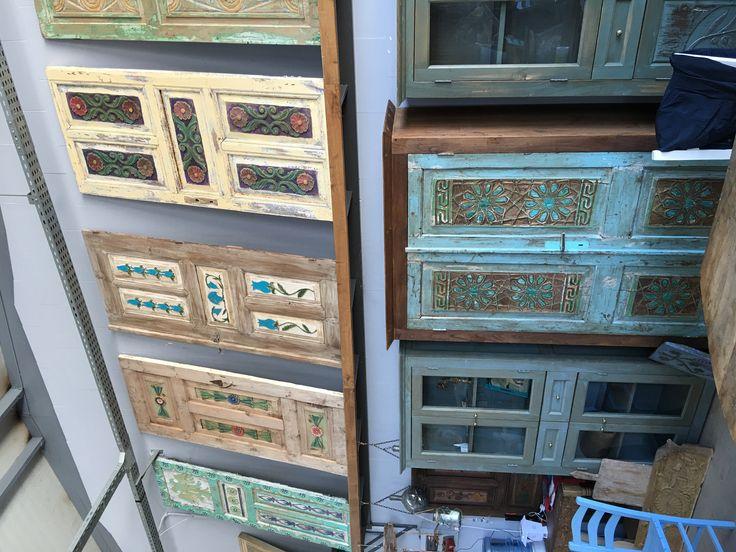 Antika kapılar @ayvalık