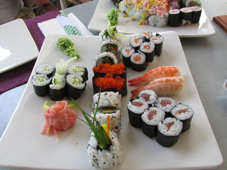 Best Sushi in Malta!!! The Sakura Preluna Hotel is a great place for Sushi lovers!