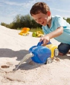 Haba Tanker Truck $37.95 #sweetcreations #toys #kids #outdoors #play #activities #babies #outdoorfun
