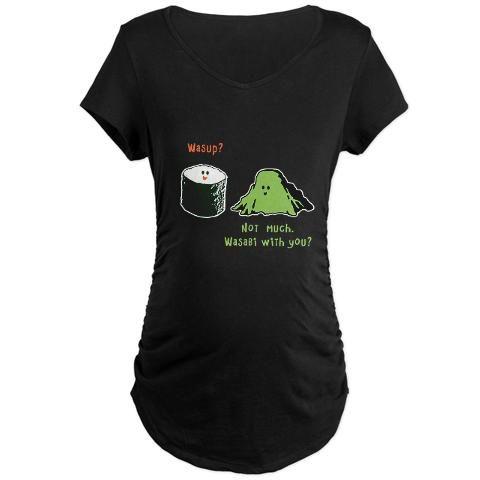 Wasabi With You? T-ShirtPrice - $33.99-Rm8rQpTR