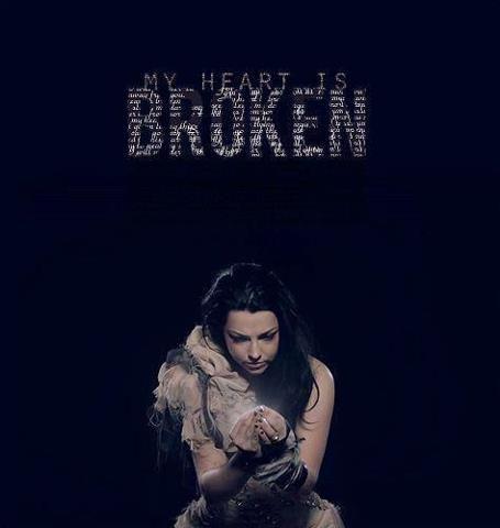 My Heart is Broken - Evanescence