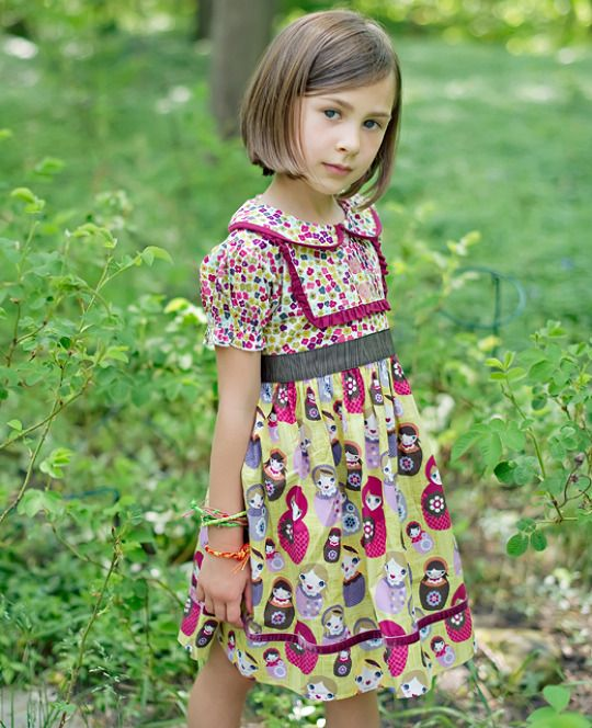 Matilda Jane Russian Doll Dress Great Looks for Little