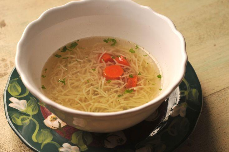 german-chicken-soup - My Best German Recipes