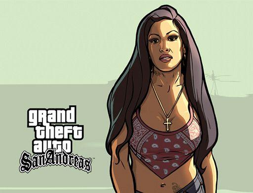 Grand Theft Auto concept | Grand Theft Auto: San Andreas Concept Art