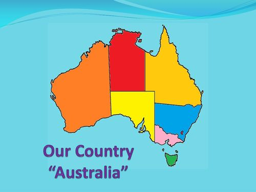 The 30 power-point slides feature Australian states and territories, and Australia's major natural features. It is suitable to use across a range of primar...