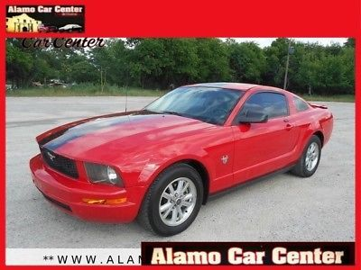 eBay: 2009 Ford Mustang -- 2009 Ford Mustang 126512 Miles Red #fordmustang #ford