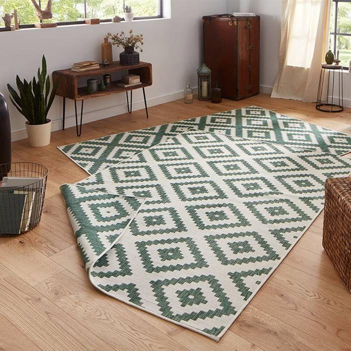 Maak jouw tuin óf woonkamer nog mooier met een vloerkleed Twin ...