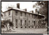 Elmwood (Rear): 1941  The Garnett family estate in Essex County, VA, near Loretto.