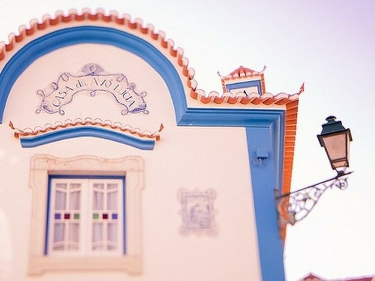Ericeira beautiful houses - Visit with ON Surf Portugal
