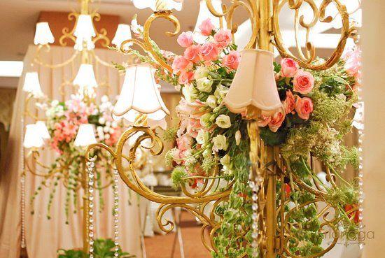 Wedding decoration at Gumaya Tower Hotel (detail)  Picture by Erlangga : https://www.facebook.com/erlanggamedia   #deco #decoration #lamp #hotel #5starhotel #pink #hotel #wedding #weddingparty #party