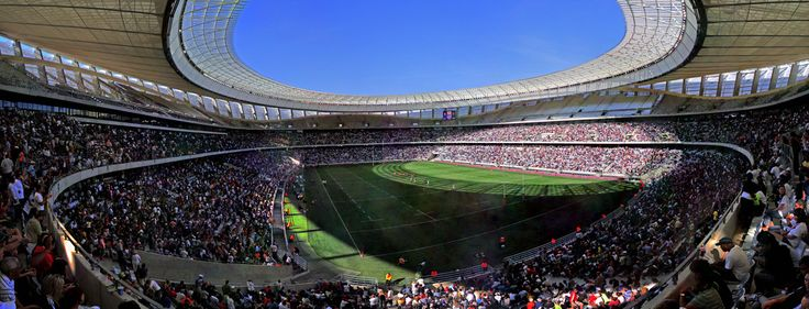 Built for the World Cup, the Cape Town Stadium in Green Point is perfect for watching a rugby or soccer match or even for a concert