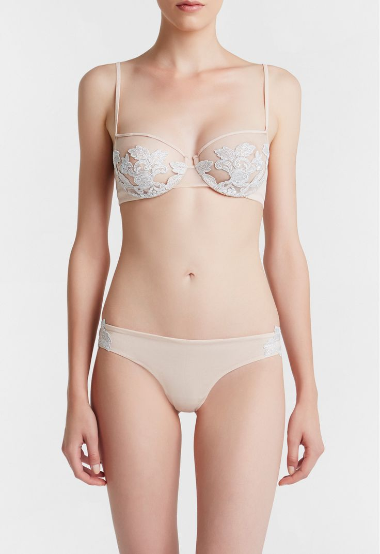 LA PERLA | Soutien-gorge balconnet #laperlalingerie #lingerie