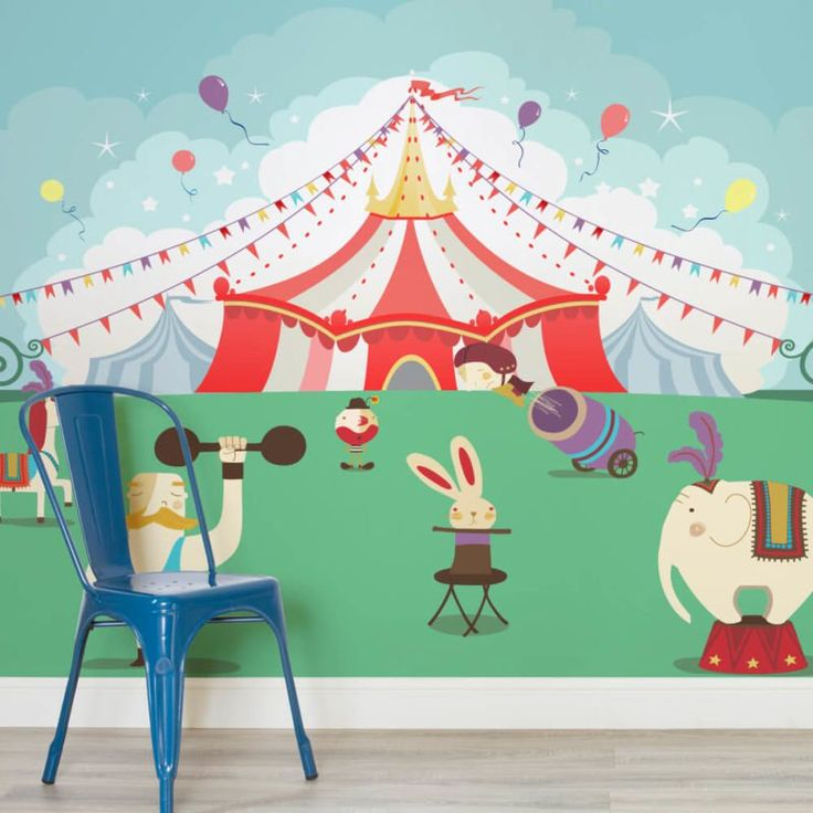 cartoon-circus-childrens-square-wall-murals