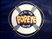 Childhood Memory Keeper: Retro Pop Culture from the 1960s, 1970s and 1980s: The All-New Popeye Hour
