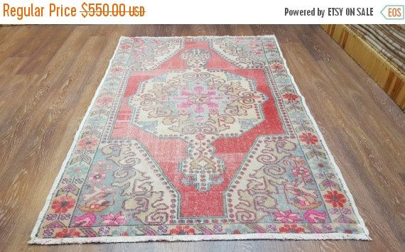 Love this Etsy rug. Lots of good stuff