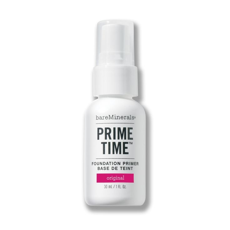 bareMinerals Prime Time Foundation Primer 30ml - feelunique.com