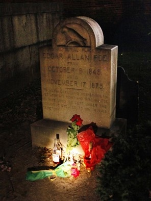 Edgar Allan Poe 'toaster' tradition is no more - The Style Blog - The Washington Post