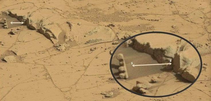 mars anomaly | UFO Sightings Hotspot: September 2014