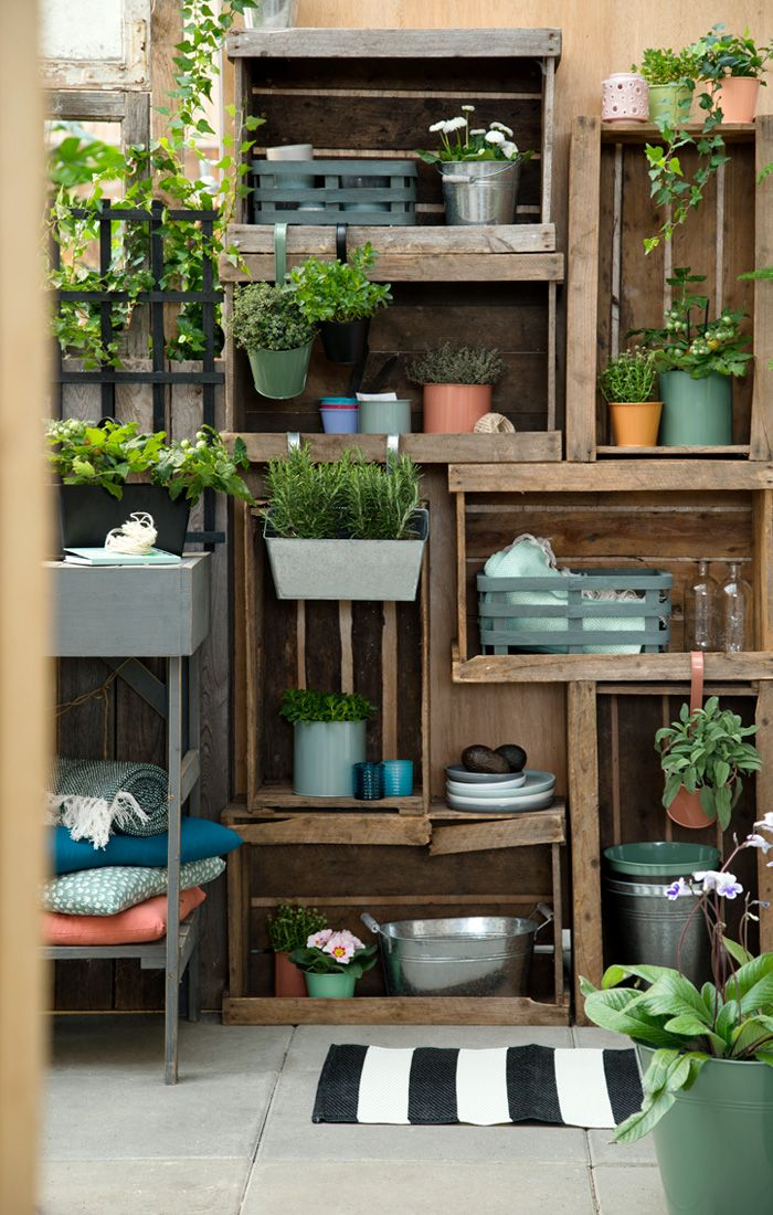 Outdoor Living 2017 by Søstrene Grene // SET THE SUMMER MOOD WITH Anna and Clara's latest items for the season's outdoor living