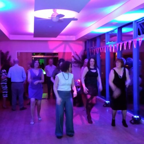 Alison's 50th Birthday Party - Colets Health & Fitness Club