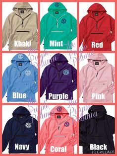 1000  ideas about Monogram Rain Jackets on Pinterest | Monograms