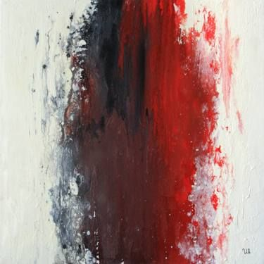 Red and White, and slightly Black by Eugene Ivanov, oil on canvas, 50 X 50 cm, 1000 usd. #eugeneivanov #@eugene_1_ivanov #modern #original #oil #oil #painting #sale #hipster #art_for_sale #original_art_for_sale #modern_art_for_sale #canvas_art_for_sale #art_for_sale_artworks #art_for_sale_water_colors #art_for_sale_artist #art_for_sale_eugene_ivanov #abstract #best_abstract_art