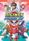 Digimon Fusion: Season 1 - Volume 1 [3 Discs] [DVD]