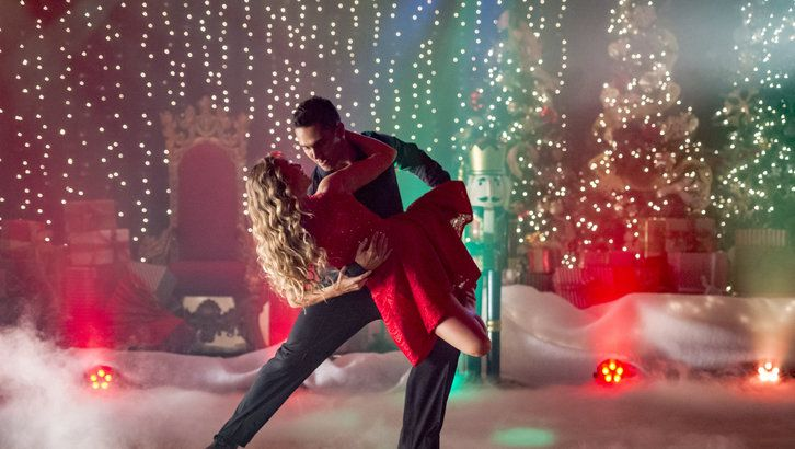 Enchanted Christmas - Hallmark movie review #hallmark #christmas