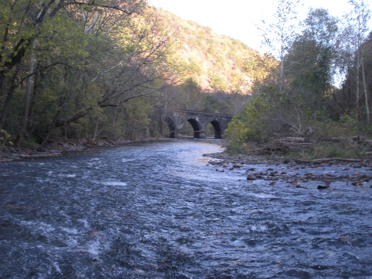 The 220 best images about streams waters iv 39 e been to on for Best trout fishing in pa