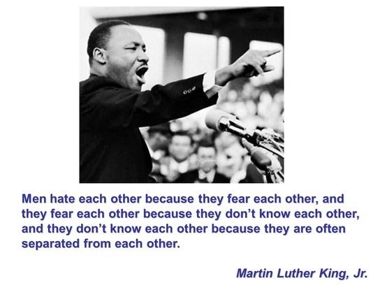 martin luther king jr leadership essay