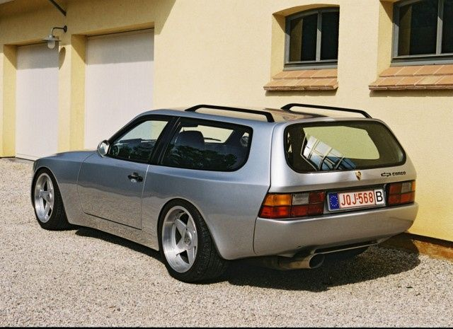 Wagon Wednesday - Porsche 944 Shooting Brake