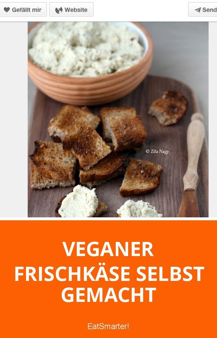 Veganer Frischkäse selbst gemacht | eatsmarter.de