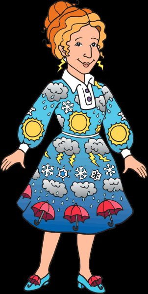 lucyandlouise:  Ms. Frizzle costume inspiration!