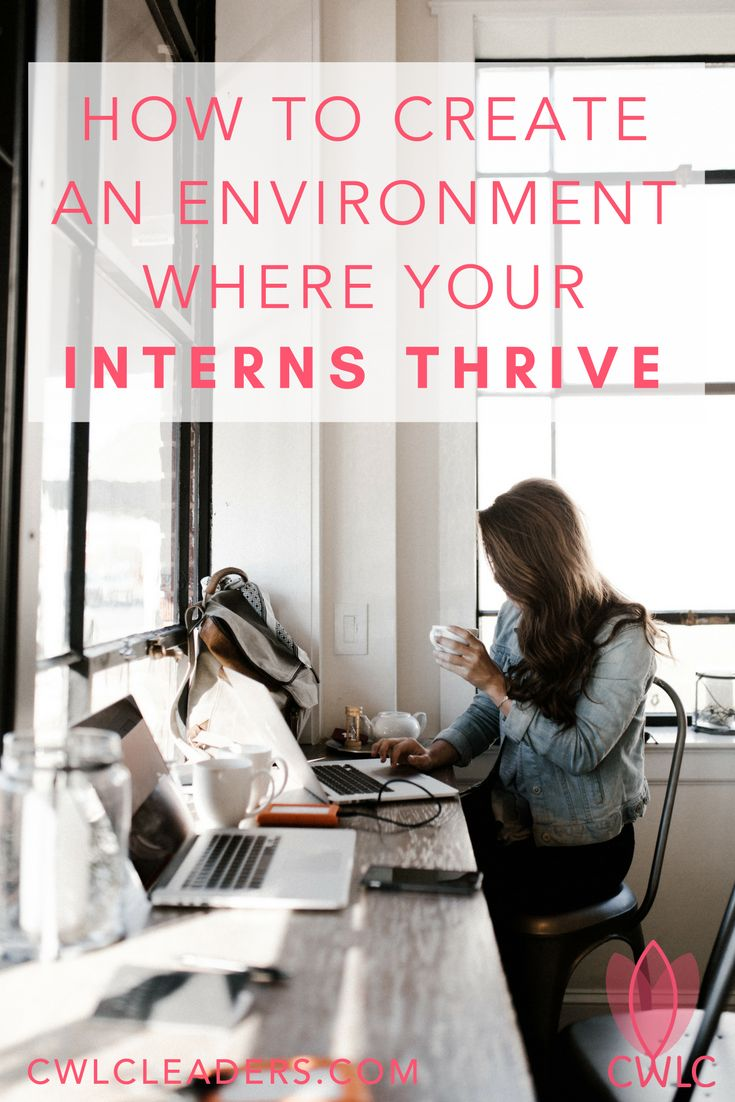 Women can take the initiative to be the voice of the company when it comes to interns. Consider these three ways to help your company create an exceptional intern program.