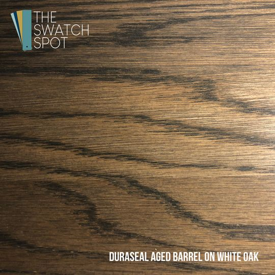 Aged Barrel 185 Duraseal Stain Sample Swatch Purchase