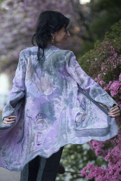 Верхняя одежда ручной работы. Ярмарка Мастеров - ручная работа my spring. Handmade.
