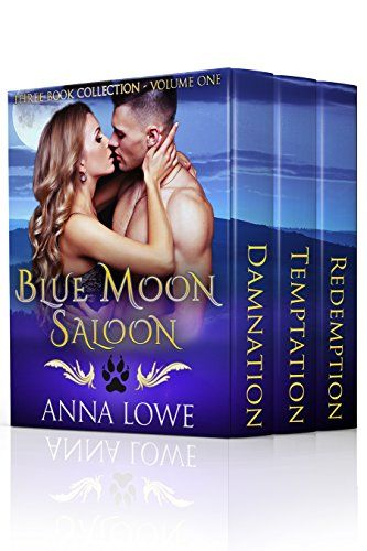 605 best paranormal romance images on pinterest kindle blue moon saloon three book collection by anna lowe a steamy paranormal romance fandeluxe Epub